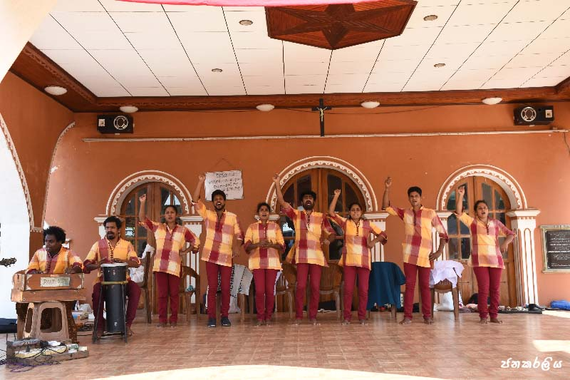 Forum Theatre Programmes and performances at Chilaw